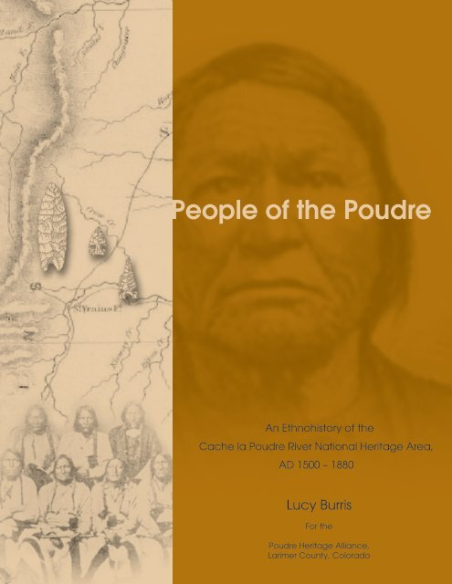 People of the Poudre - Cache la Poudre National Heritage Area