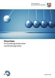 Steuertipps für Existenzgründerinnen und Existenzgründer (7.15 MB)