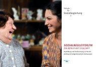 Broschüre - Schule für Sozialbegleitung
