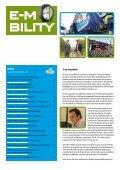 WIE VAN DE DRIE: - E-Mobility Magazine - Page 3