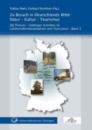 Zu Besuch in Deutschlands Mitte - Natur-Kultur-Tourismus - Das ...