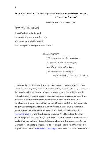 baixar - Faculdade de Letras - UFRJ