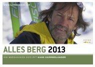 ALLES BERG 2013 - Feldmilla