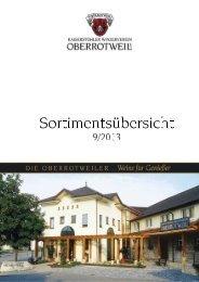 Spätburgunder Rotwein - Winzerverein Oberrotweil e.G.
