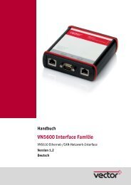 Handbuch - Vector