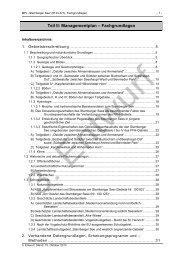 Teil II: Managementplan – Fachgrundlagen - Landkreis Starnberg
