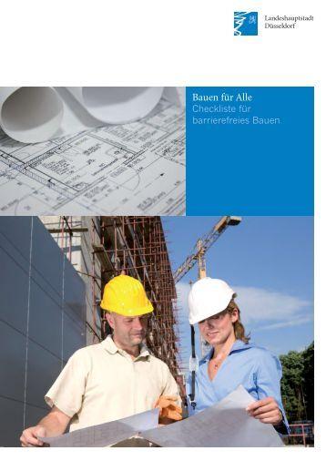 Bauen für Alle - Düsseldorf