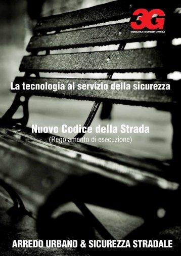 Vantaggi del sistema - 3G Divisione Segnaletica Italia   Perugia