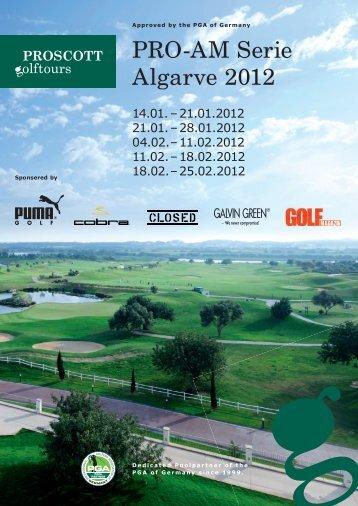 PRO-AM Serie Algarve 2012