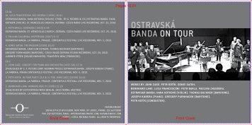 0STRAVSKá BANDA 0N T0UR - Mutable Music