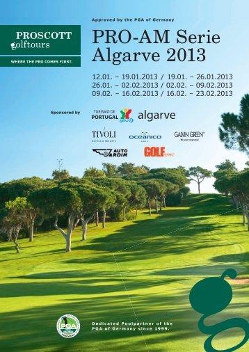 PRO-AM Serie Algarve 2013