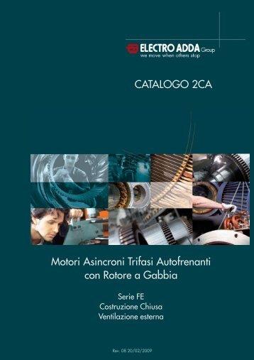 Catalogo 2CA