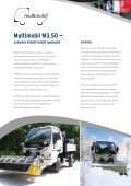 Multimobil M3.50 - Page 2