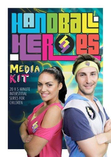Download the EPK - Handball Heroes