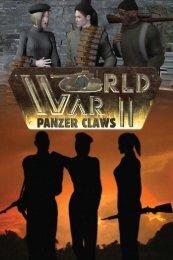 Panzer Claws II Handbuch - Steam