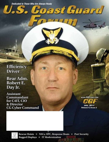 Efficiency Driver Rear Adm. Robert E. Day Jr. Assistant Commandant ...