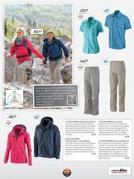 Softshell Jacken sind perfekt bei Wind und Kälte. Das Material ist ...