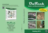 Download: Produktblatt - Ontech - Webshop
