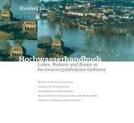 Hochwasserhandbuch Rheinland-Pfalz - Naturgefahren