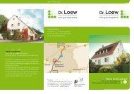Haus Unterachtel - Dr. Loew