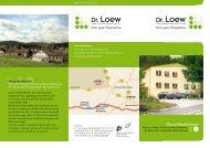 Haus Neukirchen - Dr. Loew