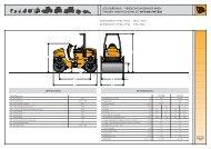 verdichtungsmaschinen tandem vibrationswalze vmt480/vmt500