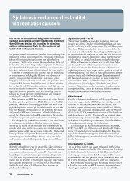 26 Livskvalitet vid reumatisk sjukdom - Välkommen till ...