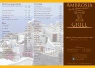 klicken - Ambrosia Grill