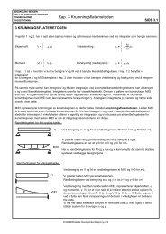 Kap. 3 Krumningsflatemetoden - Ansatt.hig.no