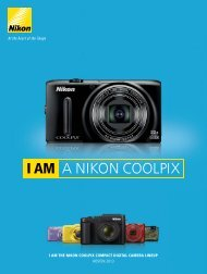 Ladda ned broschyren - Nikon