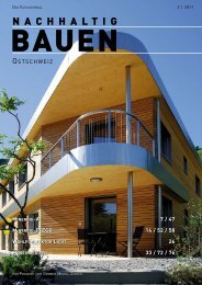 Angebote für Fachleute - Energieagentur St.Gallen GmbH