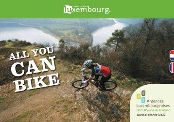 MTB Routes Luxemburgse Ardennen - Bikespot.nl