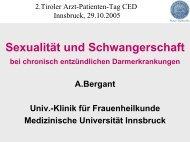Sexualität und Schwangerschaft bei CED - Gastroenterologie-tirol.com