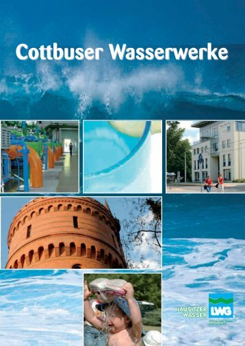 Stand 2010 - LWG Lausitzer Wasser