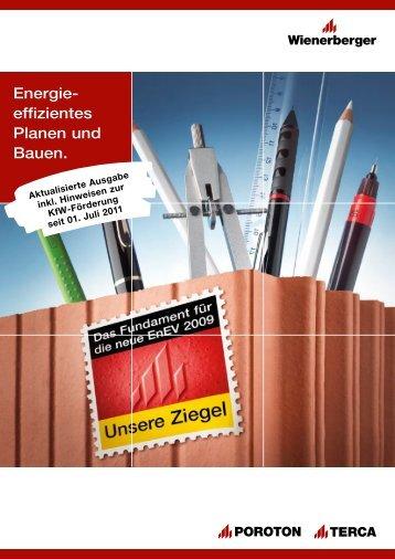 Energie effizientes Planen und Bauen. - ENEV-Online.de
