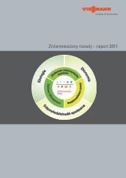 Zrównoważony rozwój przedsiębiorstwa - Viessmann