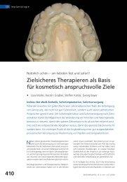 Artikel herunterladen (PDF) - Zahnärztin Dr. Lara Müller - Praxis am ...
