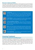Download the Warranty, Care and Cleaning Guide - Feltex Carpets - Page 6
