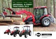 Traktorenkatalog.pdf - BGU Traktoren