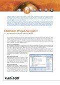 CADISON ® Project Navigator - Seite 2