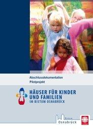 Häuser für Kinder und Familien - Bistum Osnabrück