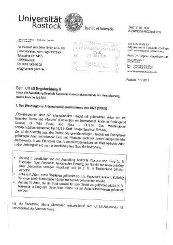 Fa. Hanseat Immobilien GmbH & Co. KG ... - Reinhold Kasten