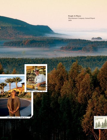 Weyerhaeuser com Magazines
