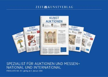 Zeit Kunstverlag