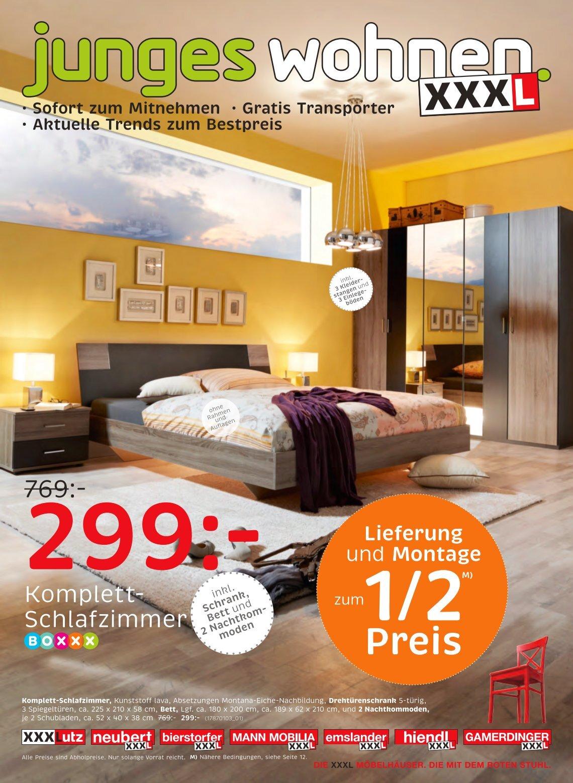 schlafzimmer komplett neubert. Black Bedroom Furniture Sets. Home Design Ideas