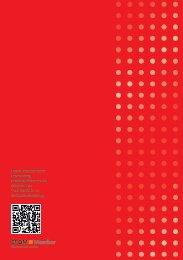 Flyer InnoTalk 2013 - Berner Fachhochschule Technik und Informatik