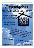 Pfarreiwallfahrt am 8. September - Pfarrei Hochdorf - Page 7