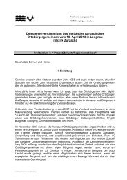 2013-04-10 Projekt Zukunft & Reglementsbörse Info DV 2013