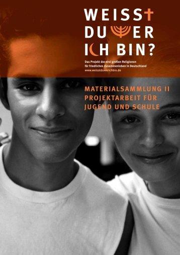 Projektarbeit für Jugend und Schule - ACK