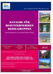 Katalog 2014 - Joy Travel Service